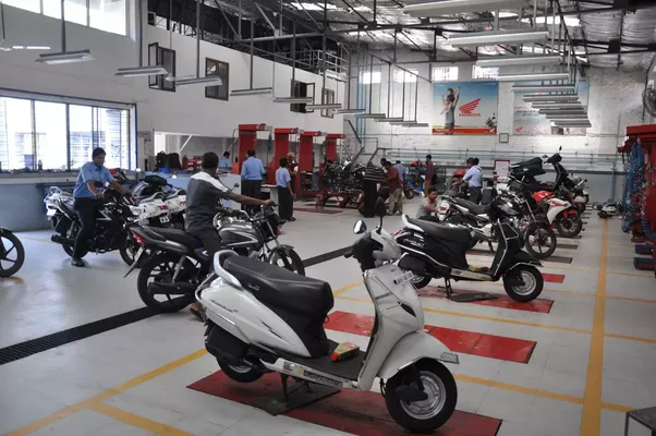The Honda Motorcycles Company Provides Authorized Service Center For Customer Help You Can Simply Find