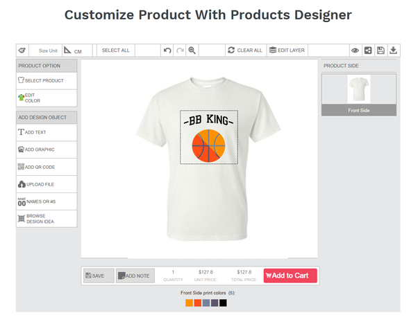 Which Are The Best T Shirt Designing Sites Or Apps Quora