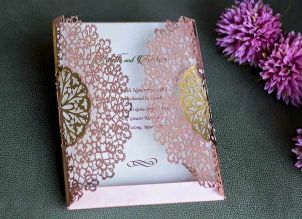 It Is Very Important To Indian Wedding Invitation Cards As Per The Looks And Eal Of Card Some Best I Will Show