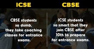 Are the ICSE boards really tougher than CBSE? - Quora