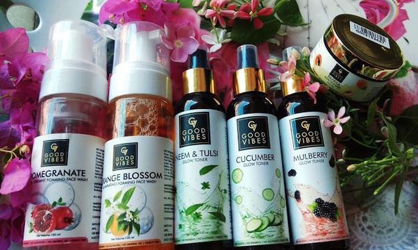 Are Good Vibes skin care products good for our skin? - Quora