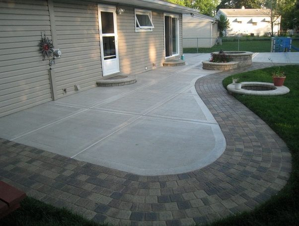 Benefits Of A Cement Patio.