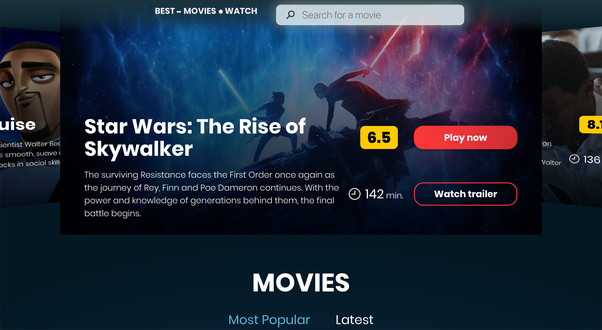 where to watch movies online free quora
