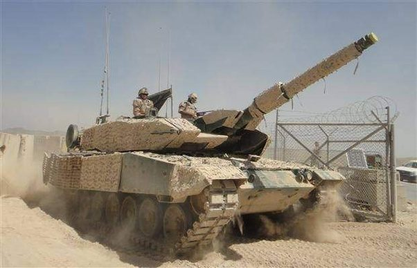 How many tanks does the canadian military have quora - Army tank pictures ...