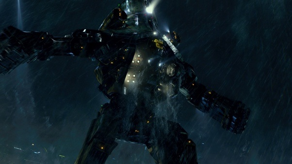 who would win pacific rim series russian cherno alpha