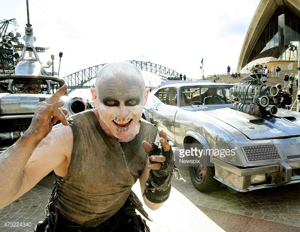 why do the war boys in mad max fury road need intake blood from others quora. Black Bedroom Furniture Sets. Home Design Ideas