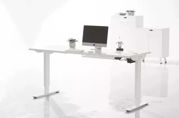 ergonomic desk maple desks