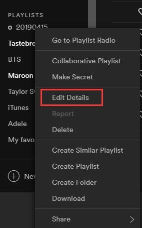 How to change your playlist picture on Spotify - Quora