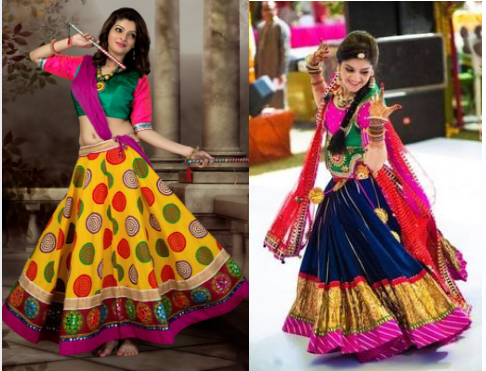 Which colour to wear on each day of Navratri? - Quora