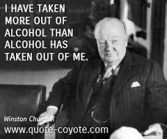 Was Winston Churchill an alcoholic? - Quora