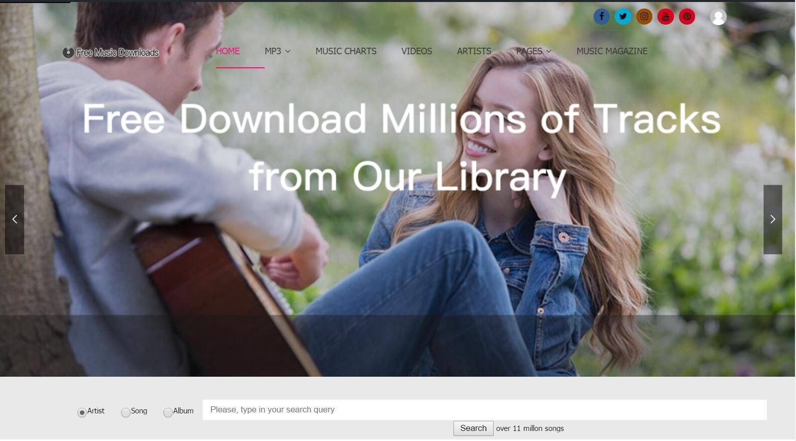Which is a better site for downloading songs for free? - Quora