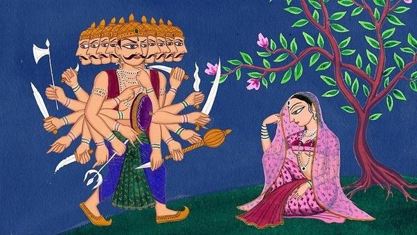 Image result for ravana rapist