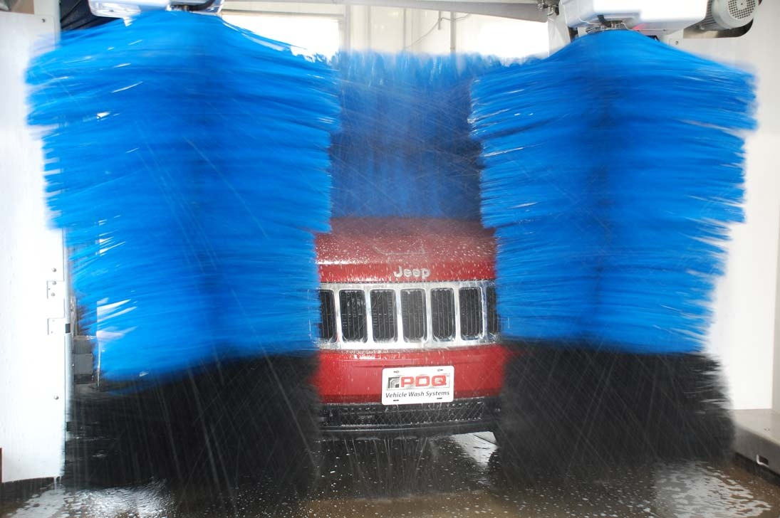 I M Talking About This Type Of Car Wash