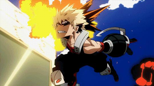 What is Bakugo's Quirk drawback? - Quora