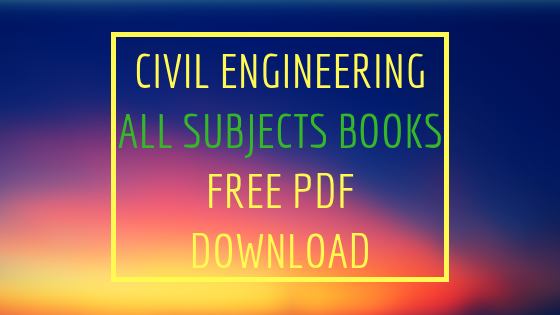 what is the best website to download civil engineering textbooks in