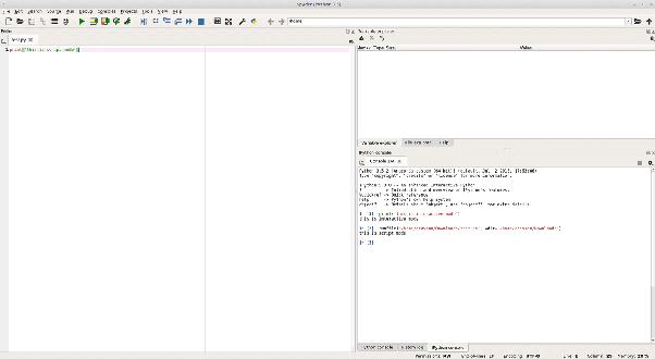 Python Inventory Script