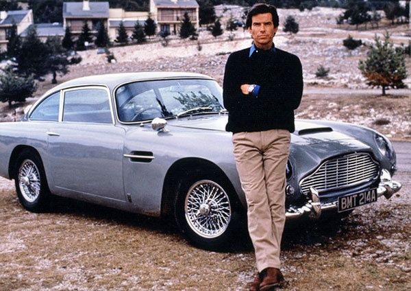 Did Bond Drive The Same Aston Martin Db5 In Skyfall As He Did In