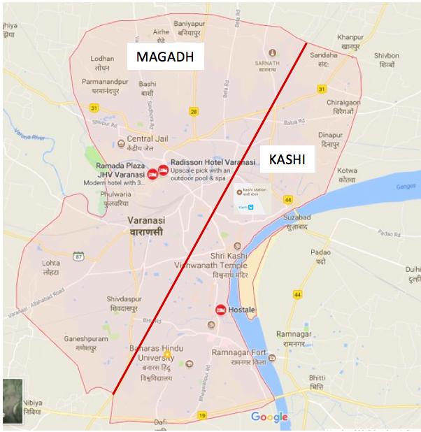 Do Kashi Varanasi and Banaras refer to the same city Quora
