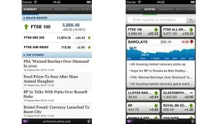What are some useful apps for Indian stock market trading on Android