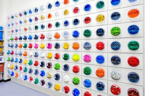 Where can I buy LEGO bricks just in one color? - Quora