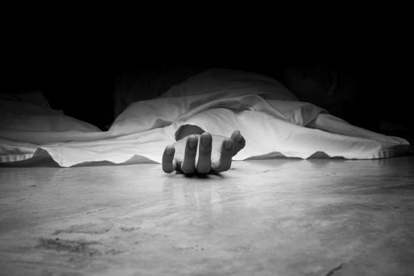 What does seeing dead bodies in a dream imply? - Quora