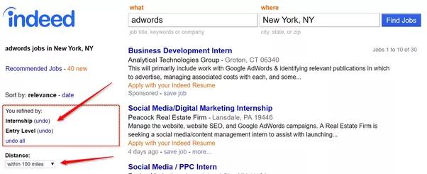 How to get a remote digital marketing internship in America - Quora