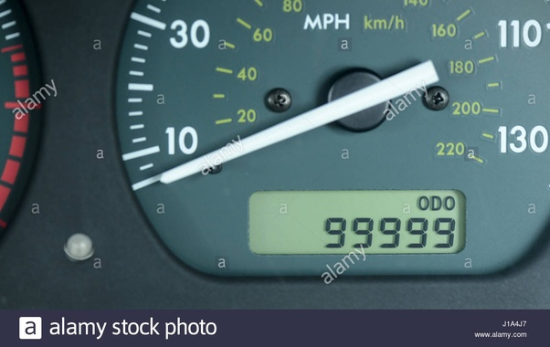 Can an odometer be tampered with to advance mileage? - Quora