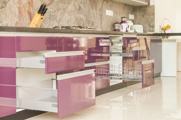 What are some good modular kitchen designs? - Quora
