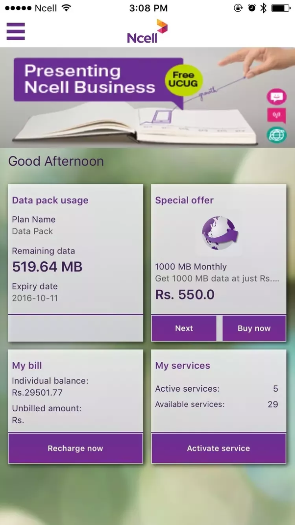 How to check my Ncell balance - Quora