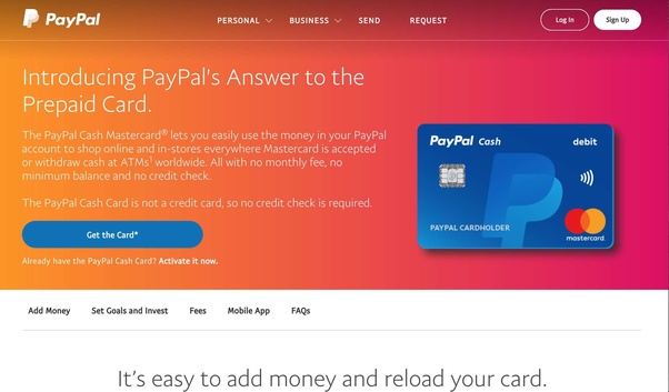 How to add money to PayPal - Quora