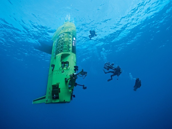 How To Reach The Bottom Of The Oceans Quora - All 5 oceans