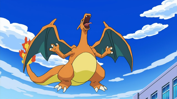 Why Is Charizard So Ugly In Pokemon Detective Pikachu Quora