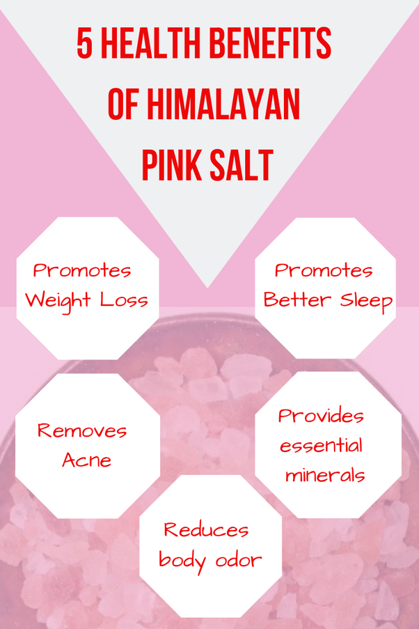 What is Himalayan Pink salt and what makes it so healthy