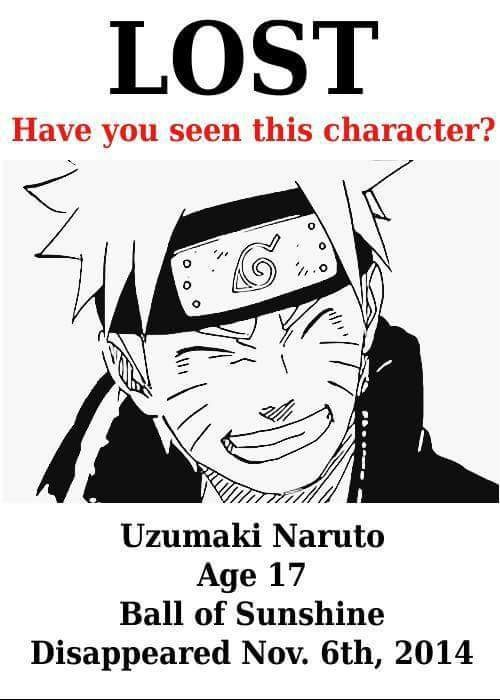 Why are so many people against the fact that Naruto and