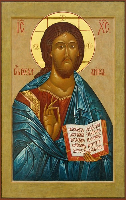 Writing a religious iconology