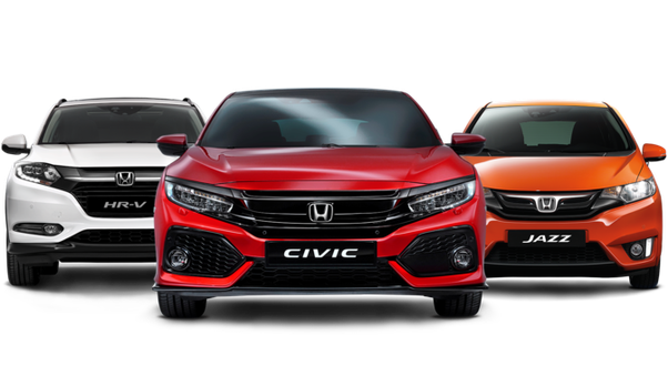 The Honda Design Language Is Far Less Unique Which Indicates That Every Model Stands On Its Own There No Such Thing As A Family Look