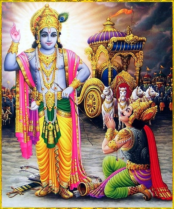 What Does The Bhagavad Gita Say To People?