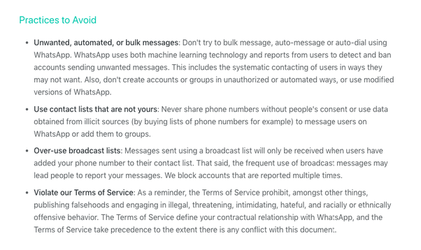 How Can We Use Whatsapp For Business To Send Bulk Messages Quora
