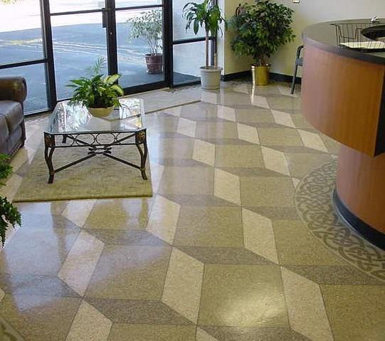 Why concrete floor finishes is better than wooden floor finishes ...