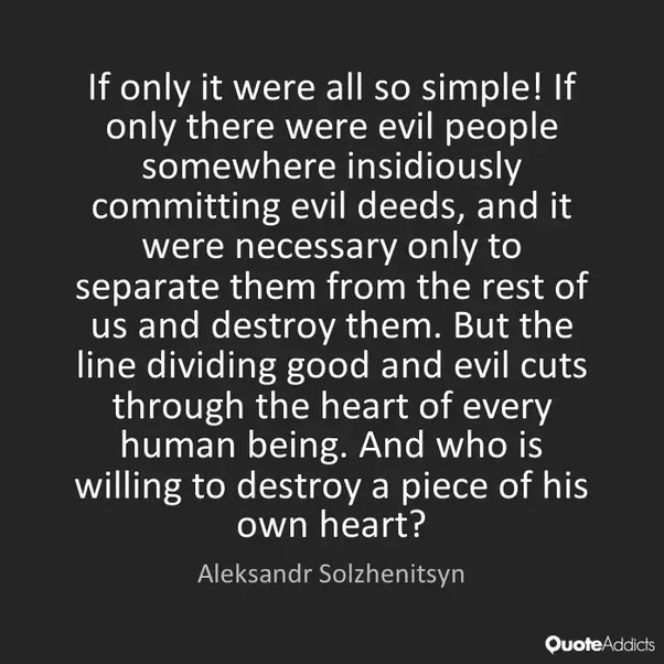 are people naturally good or evil essay Are babies born good and assess other people's goals and over green ones not because they had sided with good over evil but simply because they.