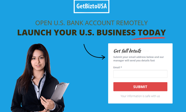 How to open a US bank account without going to the United