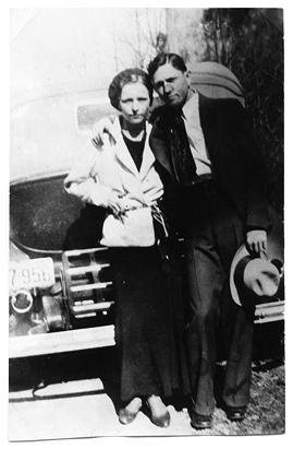 Why are bonnie and clyde famous
