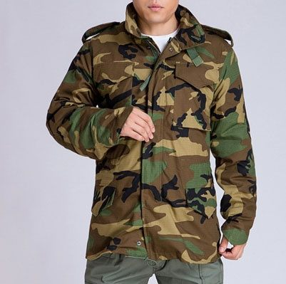 1e40857d2b0 Is it okay to wear an army jacket  - Quora