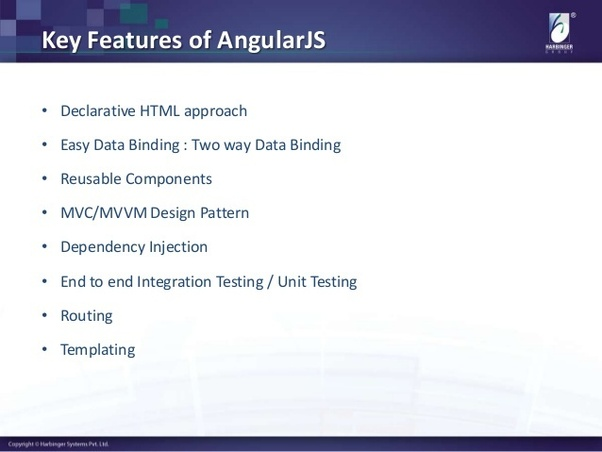 Why should I choose Angular over others? - Quora