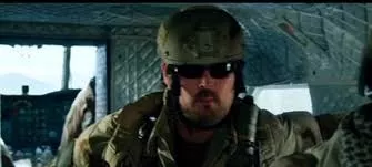Marcus luttrell in lone survivor movie