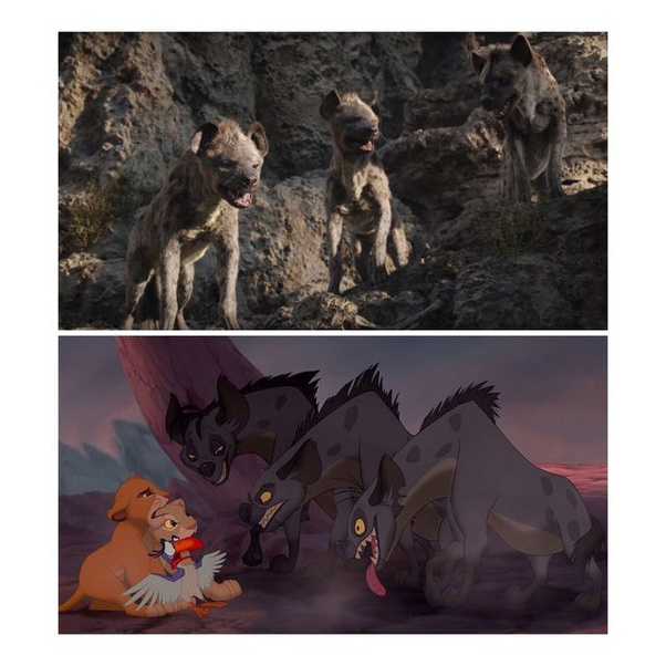 What Are The Names Of The Hyenas In The Lion King Quora