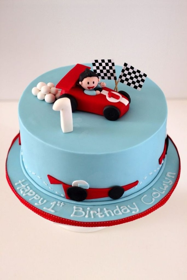 Super How To Make A Birthday Car Theme Cake Quora Funny Birthday Cards Online Alyptdamsfinfo