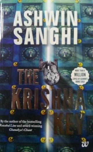 The Krishna Key By Ashwin Sanghi Epub