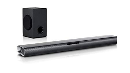 Wired TV Sound Bar Home Theater Subwoofer Soundbar with Bluetooth Wireless