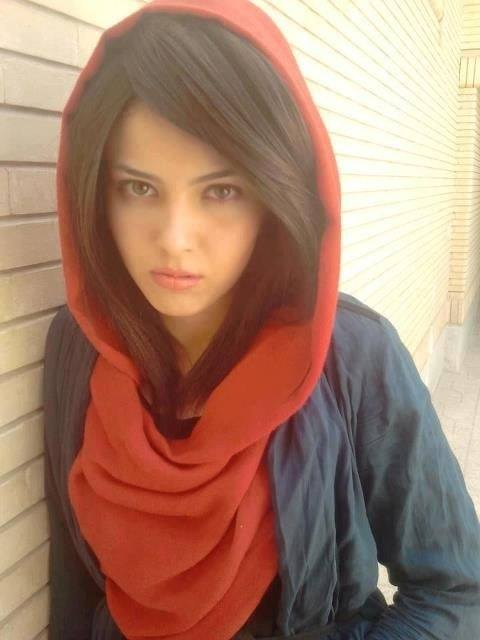 That is how persian girls usually look like, and because our country is  religious and conservative I can't tell you for sure who is the most beautiful  girl ...